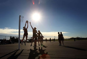 U23 Team to Launch Netball Central Zone