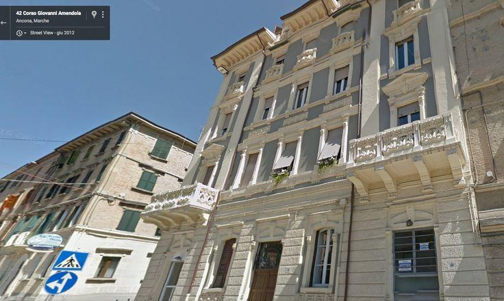 Il Liberty in Italia, censimento di ville e palazzi Art Nouveau nella nazione italiana Un progetto di Andrea Speziali
