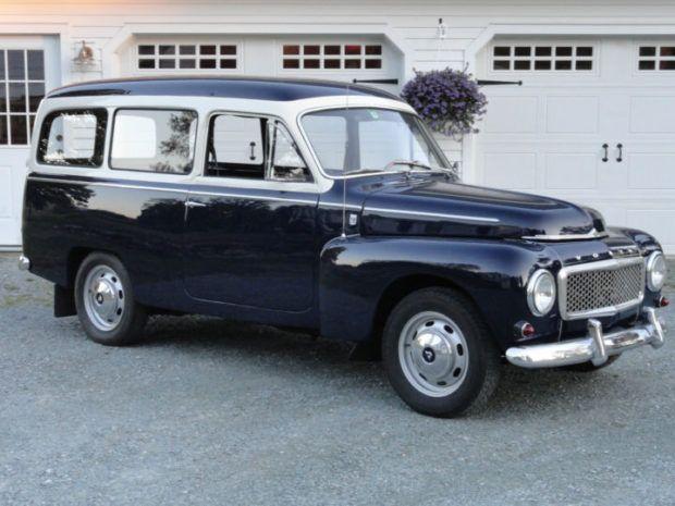 1967 Volvo P210 Duett