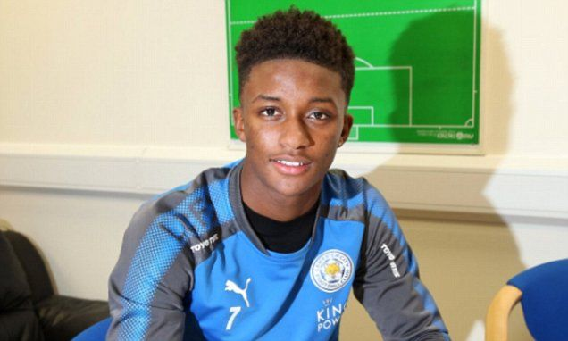 Demarai Gray signs new four-year Leicester City contract