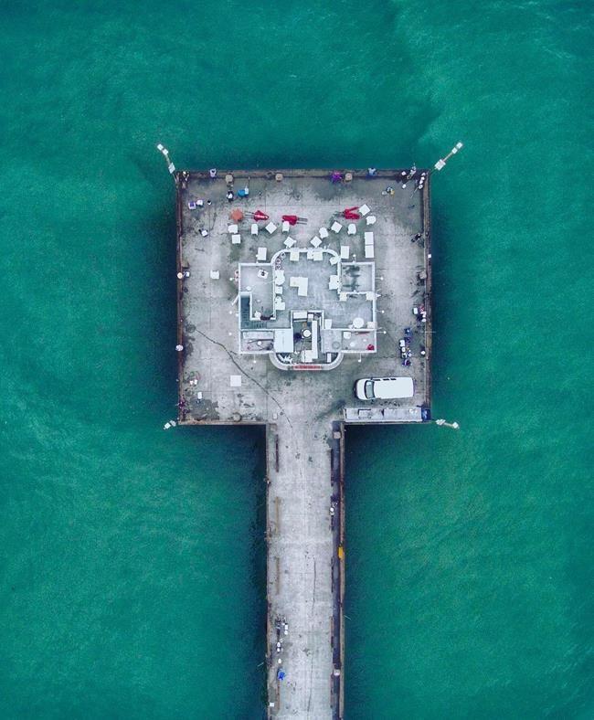 Son Dönemin Yükselen Trendi Drone Fotoğrafçılığına Örnek 25+ Çalışma Sanatlı Bi Blog 17