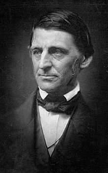 """Emerson in 1857; """"Character is higher than intellect. A great soul will be strong to live as well as think."""" -     Ralph Waldo Emerson;       Read more at http://www.brainyquote.com/quotes/quotes/r/ralphwaldo121093.html#QtVuP2CqC6eP8XL5.99 ; Image Source: http://en.wikipedia.org/wiki/Ralph_Waldo_Emerson# ;"""