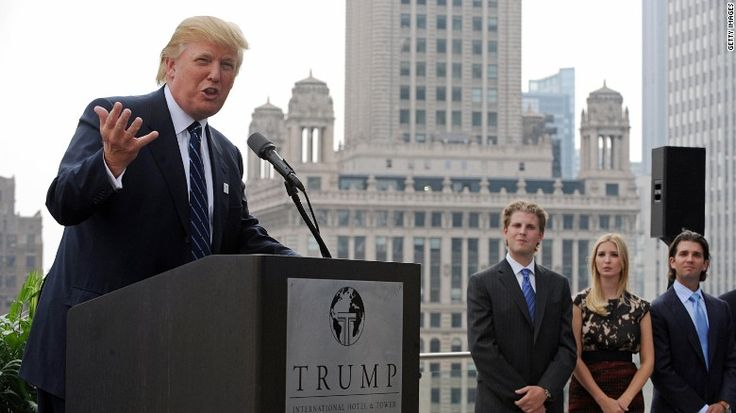 Donald Trump's glittering empire of New York skyscrapers and Atlantic City casinos have long had a darker side, allegations that the mob helped build them.