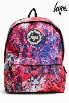 Hype Pink Backpack