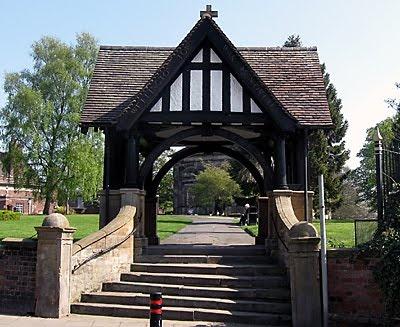 All Saint's Church, Wellington, nr. Telford, Shropshire