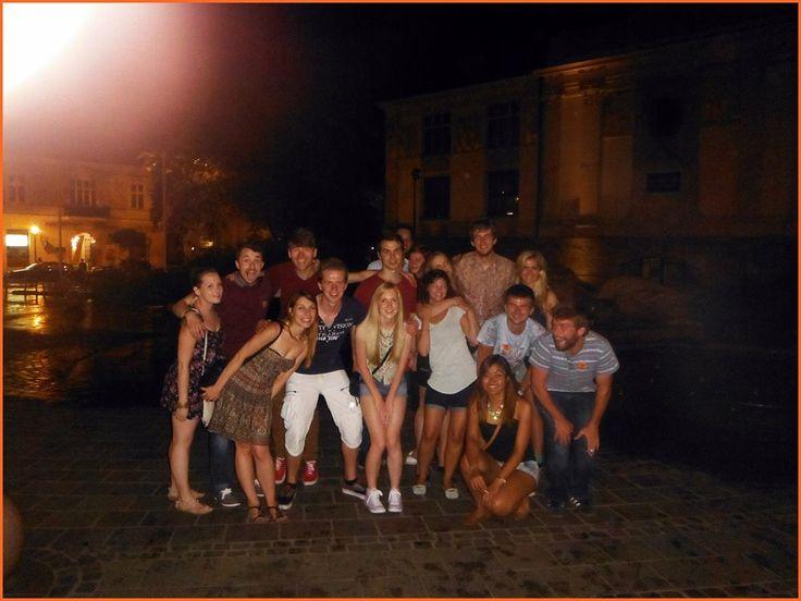 Fantastic party crew! 18,07
