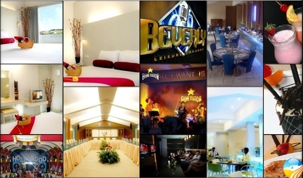 One stop entertainment Hotel, only at Bilique Hotel, Bandung, West Java, Indonesia, ⭐⭐⭐ Hotel.