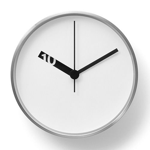 Extra Normal Wall Clock