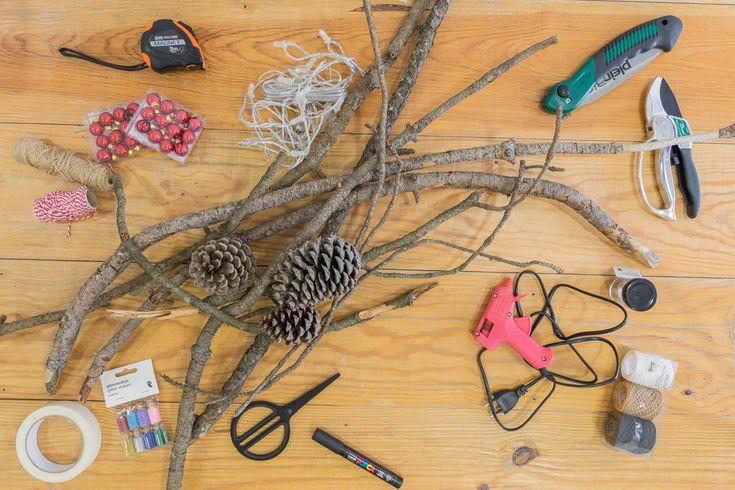 DIY – Árvore de Natal // Hoje, trazemos uma grande novidade! Um vídeo de DIY (do it yourself) para trazer ainda mais magia às decorações natalícias. É simples e não há nada como pormos mãos à obra e explorarmos a nossa criatividade, não concordam?
