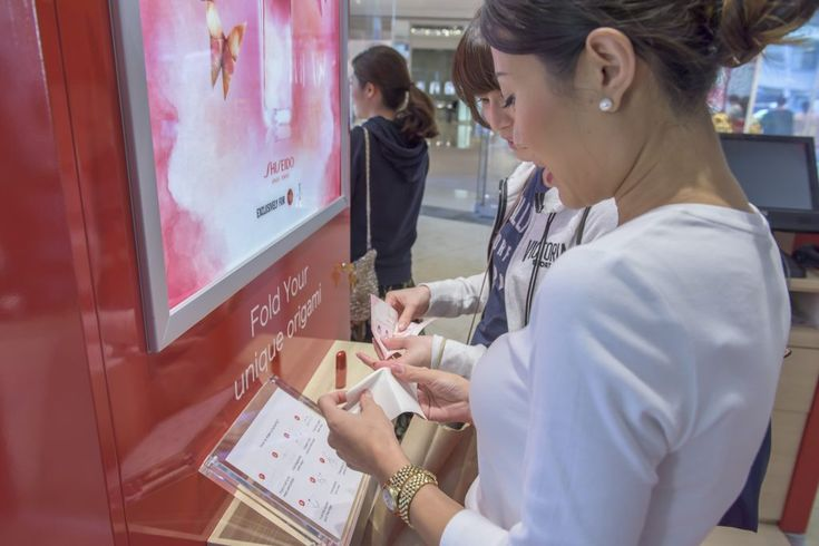 Shiseido Travel Retail Americas has commissioned Bloommiami to create and install an interactive activation for the Shiseido brand at the T Galleria by DFS, store in Honolulu, Hawaii.
