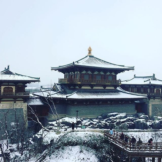 襄阳唐城 Xiangyang Tangcheng #xiangyang #襄阳 #唐城  Photo by:@aaronslau --------------------------------------------------- #北京 #上海 #深圳 #广州 #南京 #重庆 #广东 #成都 #中国 #guangdong #China #wuhan #culture #building #travel #landscape #scenery #architecture #river #holiday  #Chinadestinations #shanghai #beijing #guangzhou