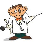 """Un medico termina di visitare un paziente e gli dice: """"Tutto bene, caro signore: voi avete una salute... http://barzelletta.altervista.org/la-vasectomia/ #barzellette"""