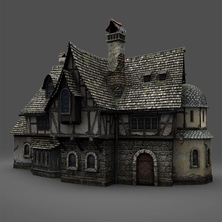 103 best architecture medieval fantasy images on pinterest for Fantasy house plans