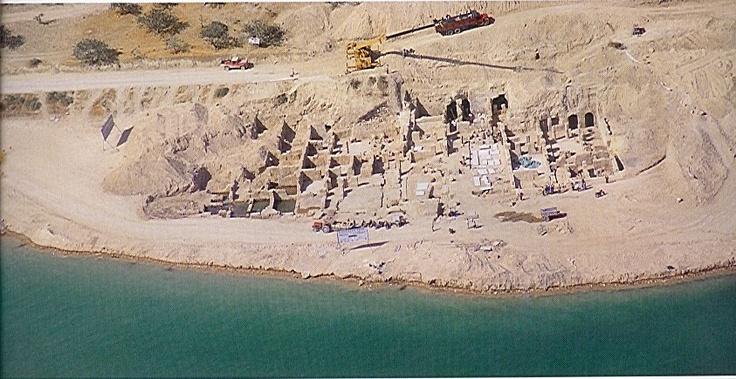 Zeugma excavation