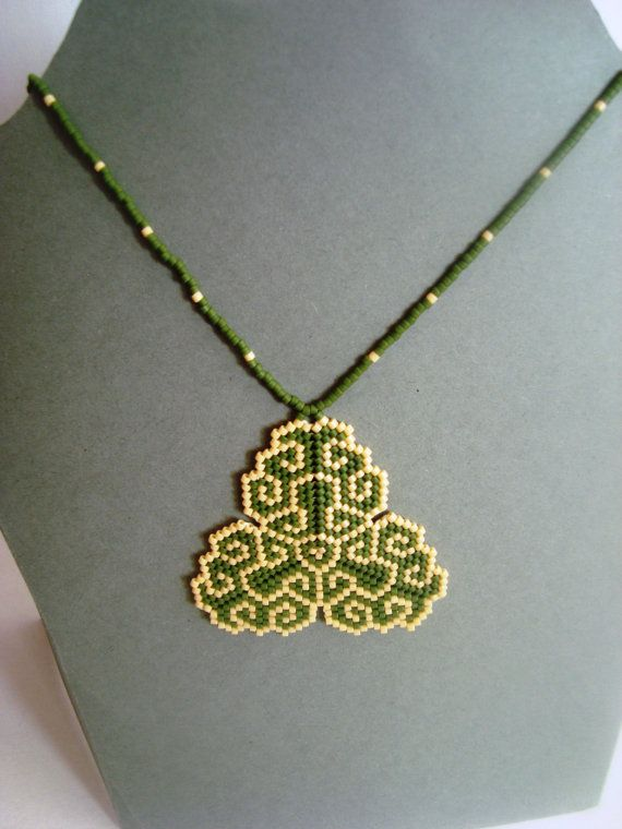 Beaded Jewelry   Beadwork Jewelry  Unique by IlkasJewellers, $16.00