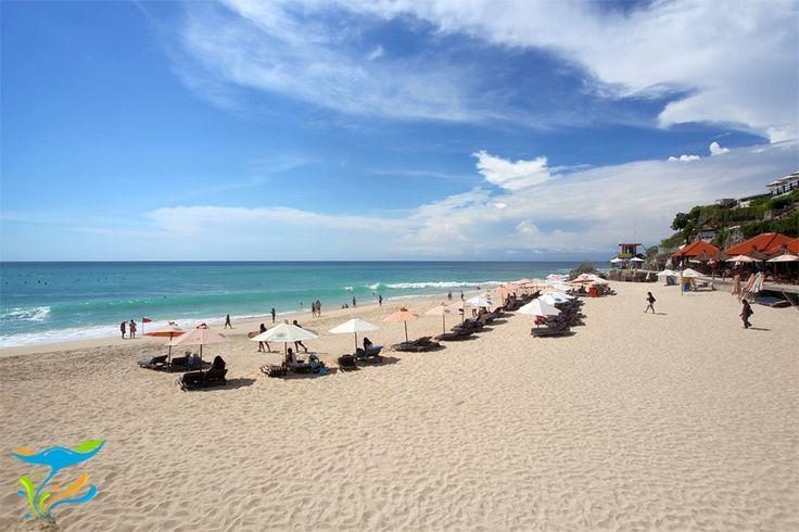 The famous Dreamland Beach