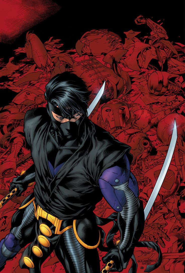 Image result for Valiant comics Ninjak