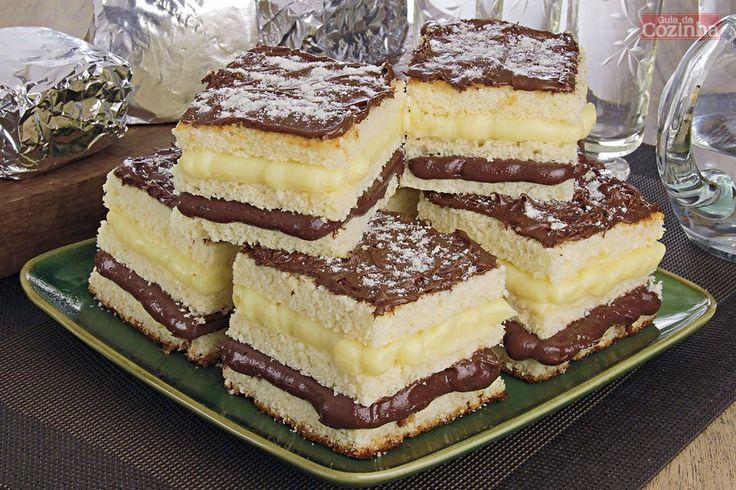 Está à procura de um bolo perfeito para comemorações? Esse bolo gelado de leite Ninho® com Nutella® é delicioso e vai agradar os mais diversos paladares!
