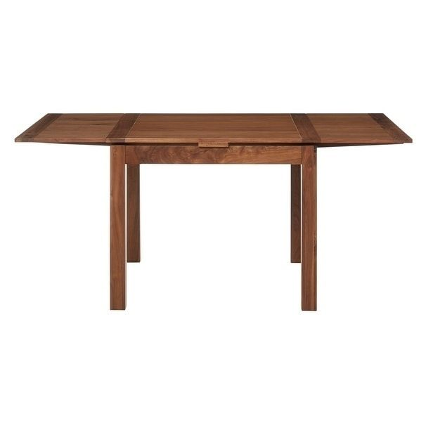 Rectangular Square Extendable Dining Table