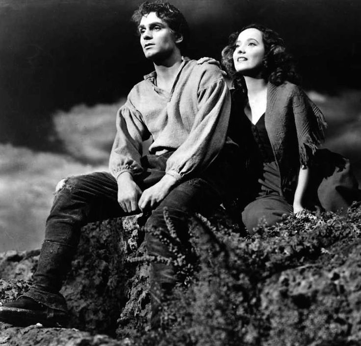 Wuthering Heights (1939) with Laurence Olivier, Merle Oberon