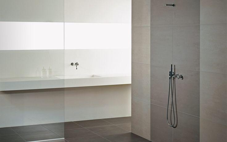 25 beste idee n over industri le badkamer op pinterest badkamer en herenbadkamer inrichting - Sfeer zen badkamer ...