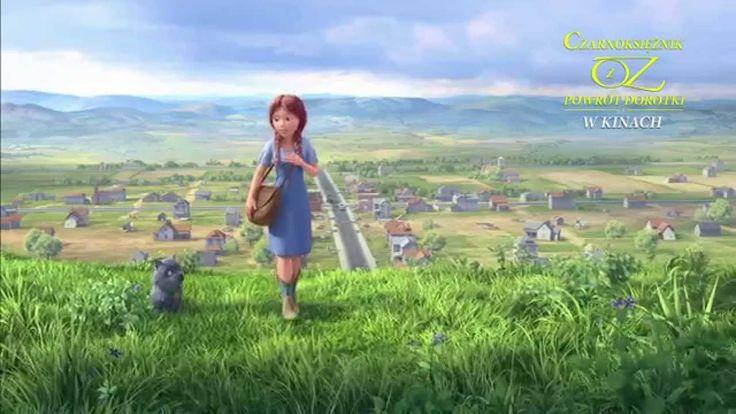 """Magdalena Wasylik """"Gdy wywraca się twój świat"""" z  filmu CZARNOKSIĘŻNIK Z OZ: POWRÓT DOROTKI"""