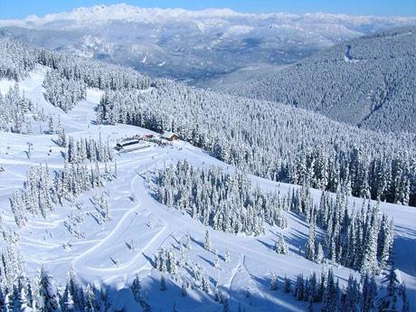 Whistler - I sooo <3 the ski runs!