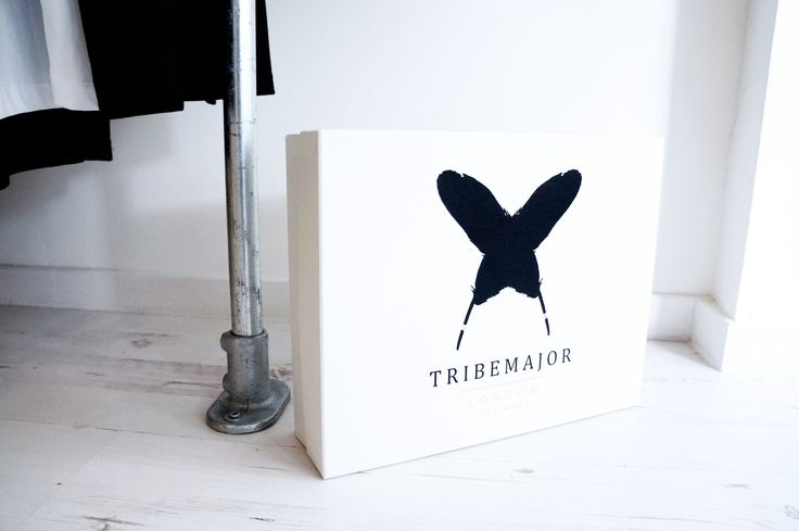 Make a statement in our minimalist streetwear brand straight out of London; Tribe Major   www.whitedirt.co.uk