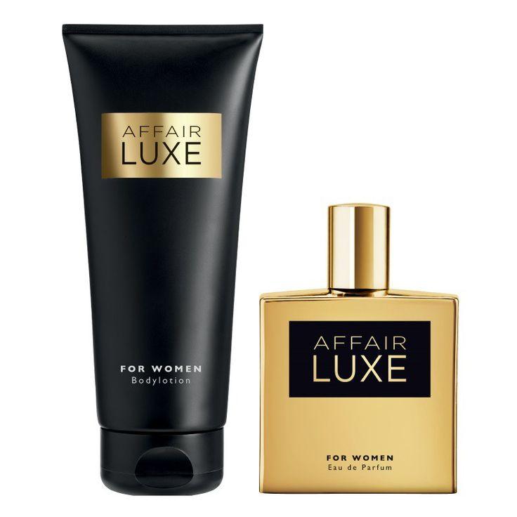 Affair Luxe -  for Women  setIl set comprende il Profumo 50 ml e la lozione corpo profumata 200 ml