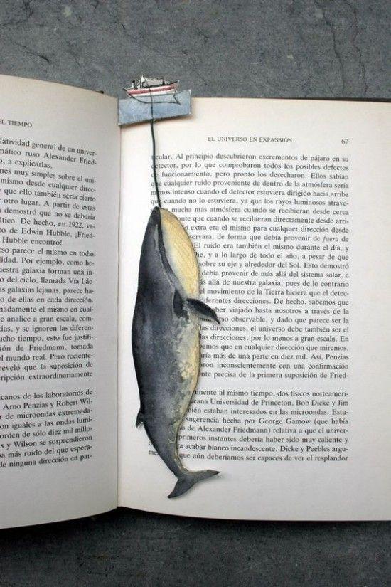 60 + Ideen zum Lesezeichen-Basteln in den verschiedensten Stilen