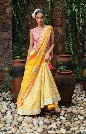 ETHNIC ELEGANCE #perniaspopupshop #amritathakur #elegance #ethnic #clothing #campaign #shopnow #happyshopping