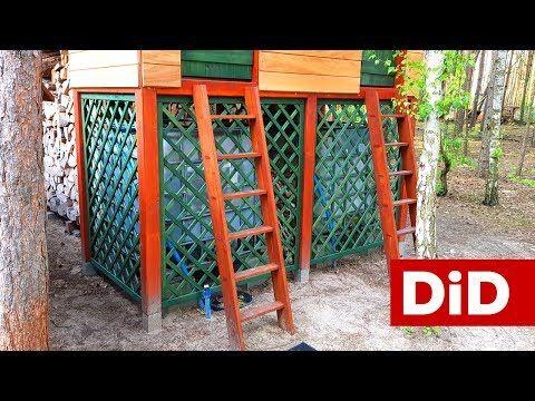 711 Architektura Ogrodowa Jak Zrobić Drewniane Kratki