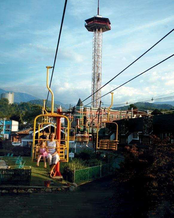#Gatlinburg offers many #fun things to do