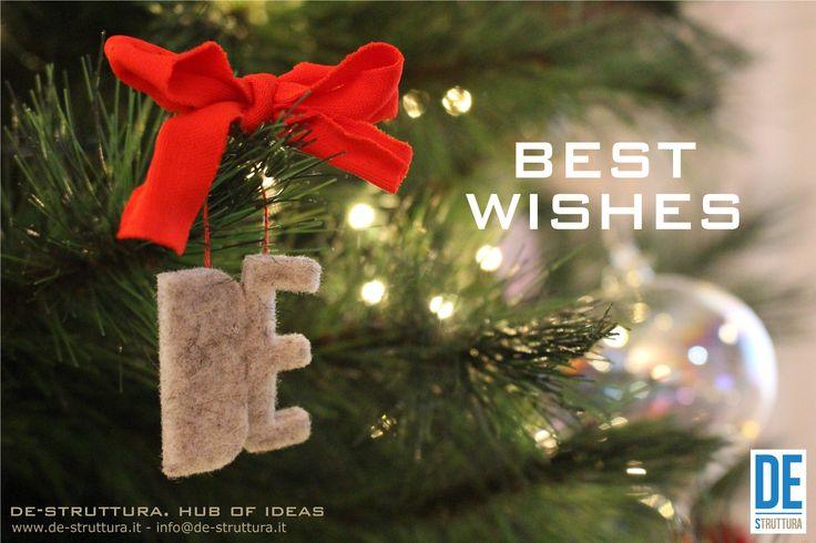 Best wishes by De-Struttura - www.de-struttura.it