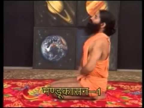 Baba Ramdev Yoga Reducing belly fat Must Watch..