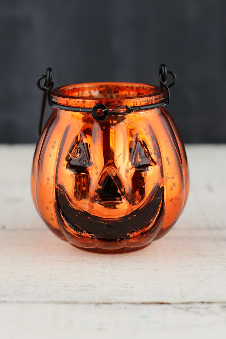 Halloween glass ornaments - Cannot Get Enough Of These Little Guys I M So Ready For Halloween