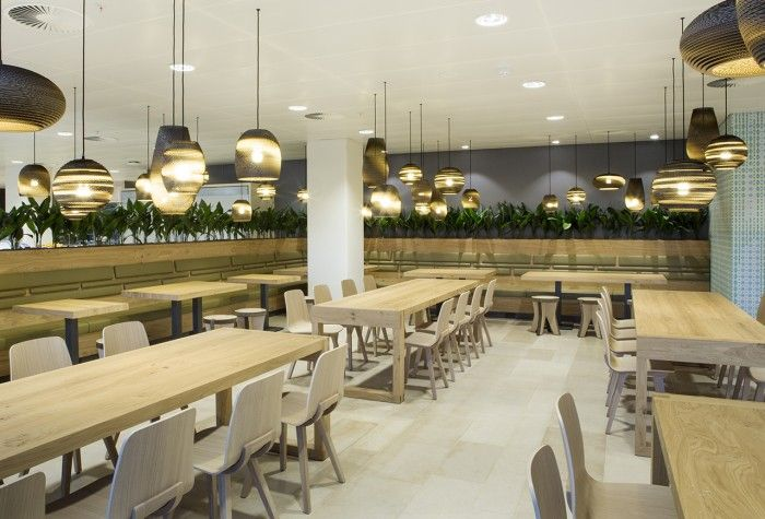NUON nieuwAmsterdam interieur kantoor Heyligers 11 700x475 NUONs Amsterdam Headquarters / HEYLIGERS d+p
