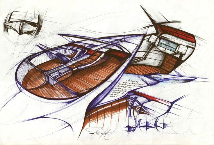 bosh3_design_sport speedboat coupe