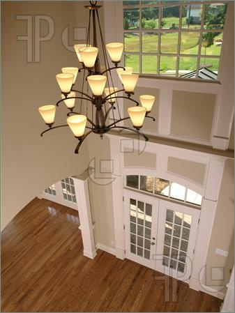 Entry: Chandelier, Entrance Foyers, Dream, Decoration Idea, House Stuff, Hanging Lighting