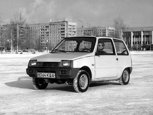 """ВАЗ 1111 """"Ока"""" Опытный '1987"""