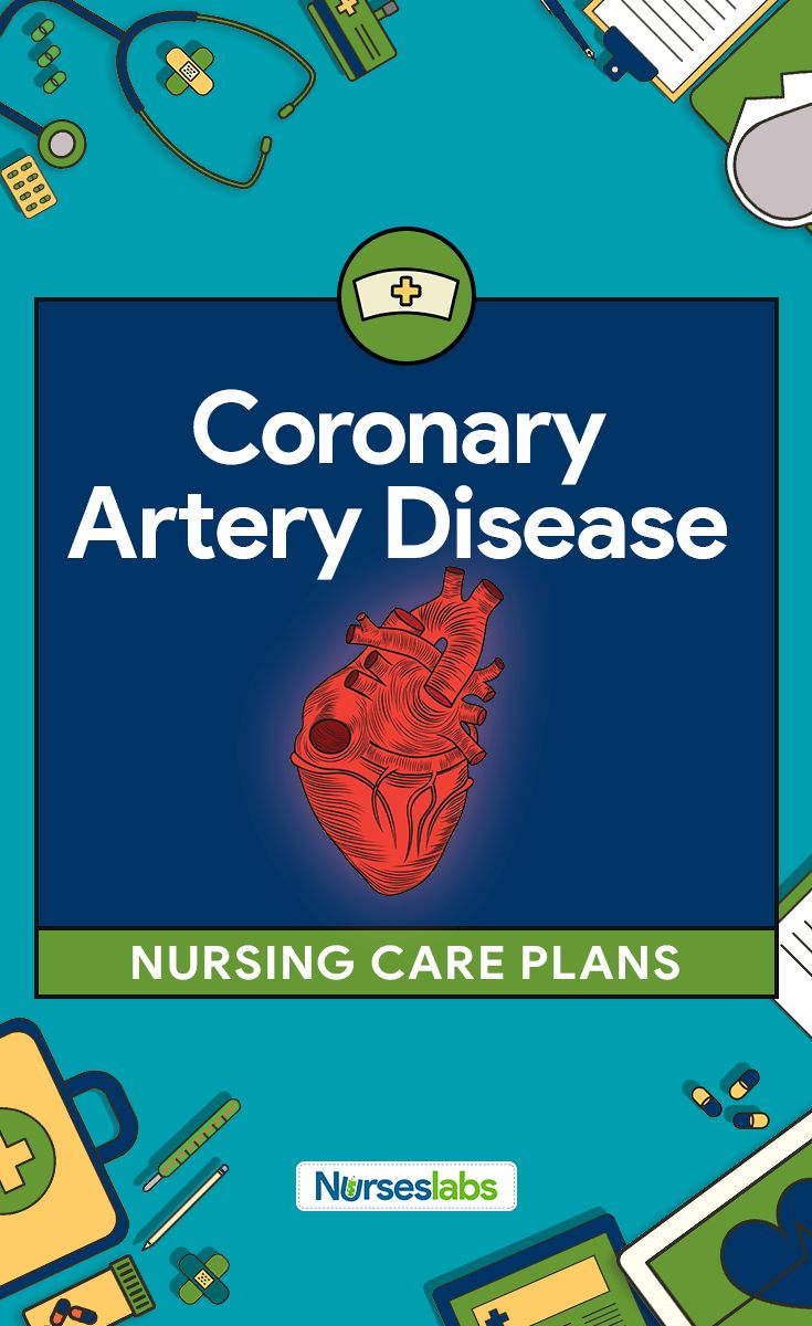 Coronary Artery Disease (Angina Pectoris) Nursing Care Plans