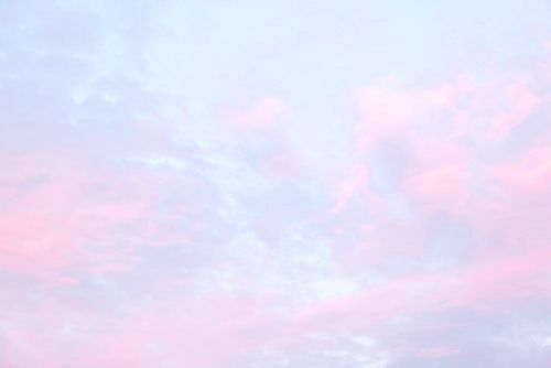 Pink Clouds By Pink Sherbet Photography Blue Purple