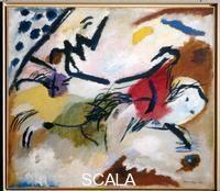 Kandinskij, Vasilij (1866-1944) Improvvisazione 20, 1911