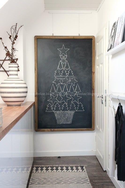 Die besten 25+ Kreidewand küche Ideen auf Pinterest Kreide-tafel - wohnzimmer küche zusammen