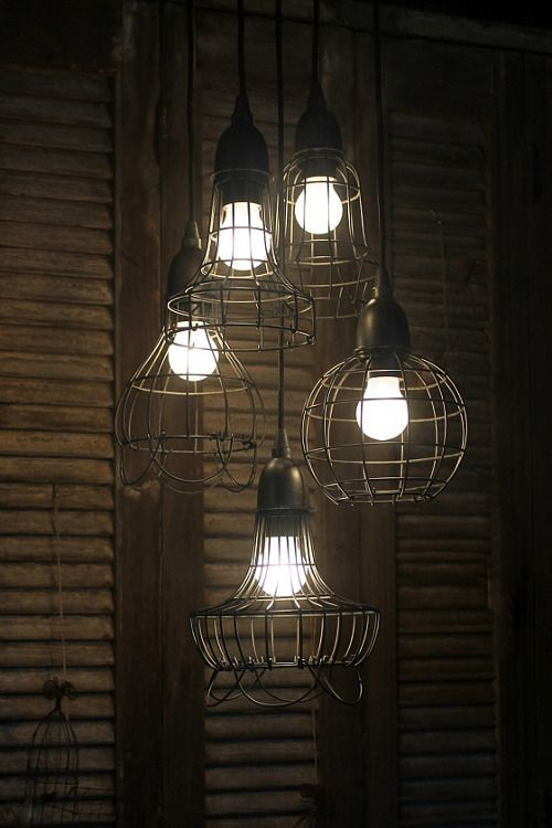 Funky Lights: desire to inspire - jo's page