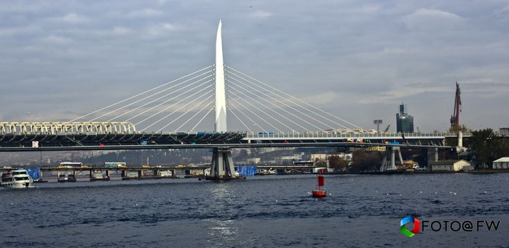 Bosphorus bridge, Istambul