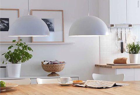 \/\/\/\\/\ . IKEA 365+ Brasa pendant 24w