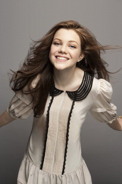 You realize your childhood is over when Lucy Pevensie is old and gorgeous....