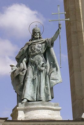 King Stephen I of Hungary  (c. 969/975 – 15 August 1038) He greatly expanded Hungarian control over the Carpathian Basin during his lifetime, broadly established Christianity in the region, and is generally regarded as the founder of the Kingdom of Hungary.