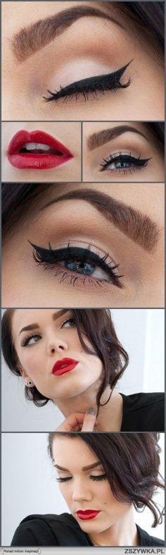 perfect makeup / täydellinen meikki